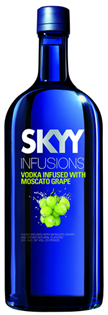 Skyy Vodka Infusions Moscato Grape 1.75l